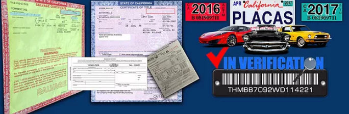 Placas Insurance tramites certificados