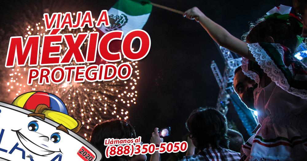 Viaje a Mexico - Seguro - Coches
