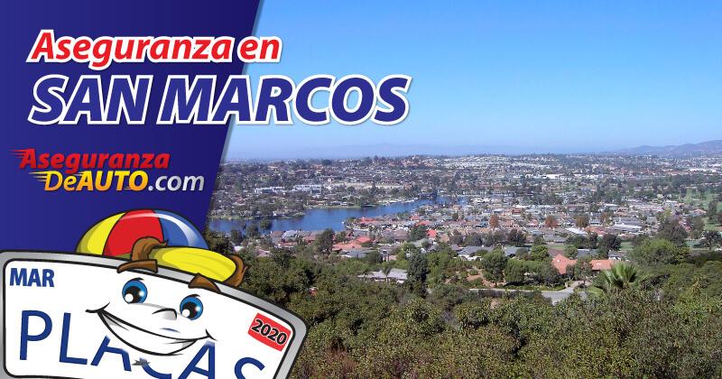 Con Aseguranza en San Marcos, puede contratar su póliza adaptándola a su presupuesto y comodidad.