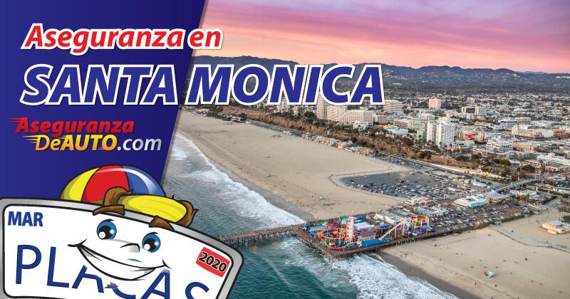 Aseguranza de Autos en Santa Mónica ha pensado en ti y ha decidido ofrecerte un plan de cobertura